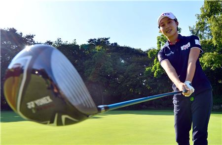 올해 LPGA 무대 적응을 끝낸 김효주는 리우올림픽이 열리는 2016년은 자신의 해로 만들겠다고 자신했다.