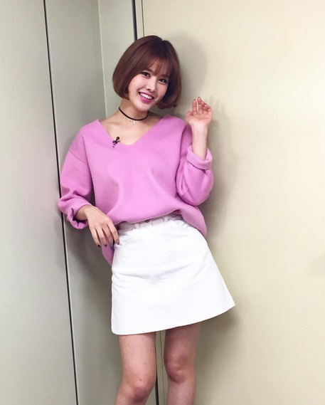 """박은지, 2살 연상 회사원과 결혼?…소속사 """"사실 확인 중"""""""