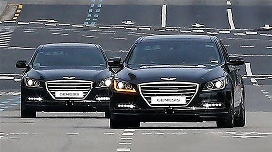 [자율주행, 3월 시동건다]현대차, 제네시스 이달 중 첫 자율주행 시험운행