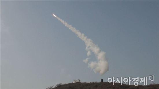 항공기 요격 능력을 가진 '천궁'의 성능개량을 통해 탄도미사일 요격용 M-SAM을 개발하는 것을 목표로 한다.