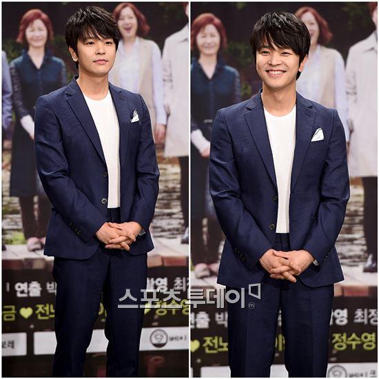 Kim Jeong Hoon en el nuevo drama coreano 다시 시작해 / Start Again/ EMPEZAR OTRA VEZ 2016052014423160024_1
