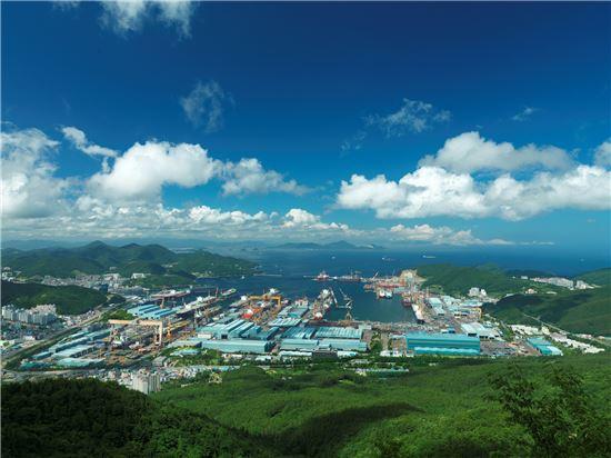 대우조선해양, 지난해 영업익 7330억원…6년만에 흑자전환