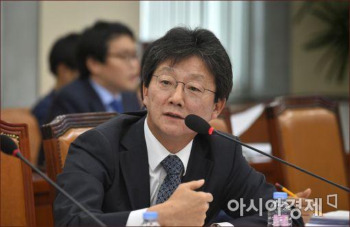 """유승민 """"지도부, 국감 참여 결단 내려야"""""""