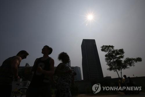 [오늘 날씨]전국 대부분 '폭염 특보'…서울 32도·대구 36도