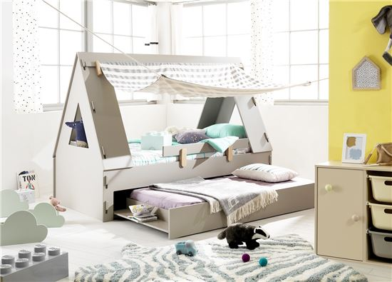 현대리바트, '텐트'에서 아이디어 얻은 침대 출시 - 아시아경제