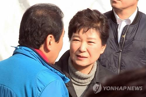 박근혜 대통령 / 사진=연합뉴스