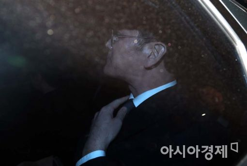17일 구속영장을 발부받은 이재용 삼성전자 부회장/사진=아시아경제 DB