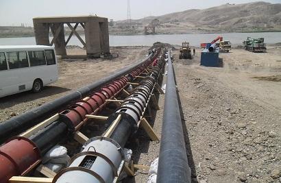 한국가스공사, 이라크 키르쿠크 가스배관 사업 정산완료