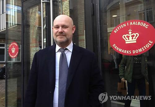 ▲피터 마틴 블링켄베르 변호사