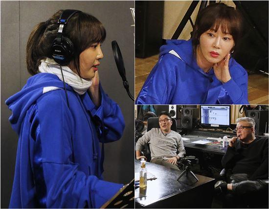 배우 강예원이 '언니들의 슬램덩크2'에서 보여준 트라우마 극복기가 눈길을 끈다/ 사진=KBS 제공