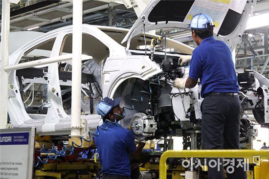 [위기의 車산업 시계제로]기아차, 인도에 20억불 투자…해외투자 늘리는 속사정