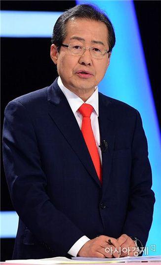 홍준표 자유한국당 대표/사진=아시아경제 DB