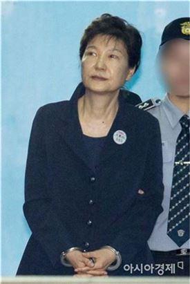 박근혜 전 대통령 / 사진=아시아경제 DB