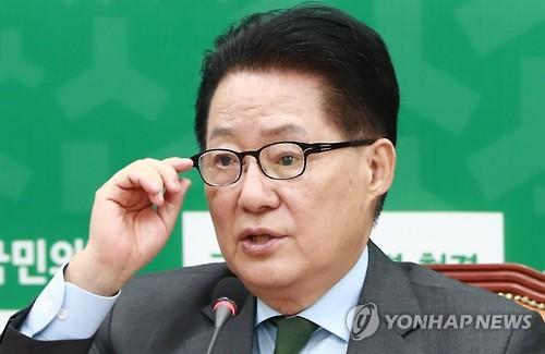 박지원 국민의당 전 대표/사진=연합뉴스