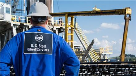 미국 유에스스틸의 송유관 사업장 모습.(아시아경제DB)