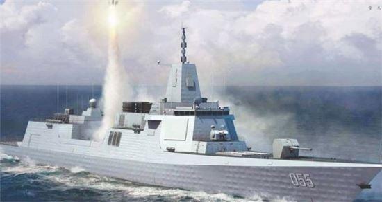 중국 055급 구축함