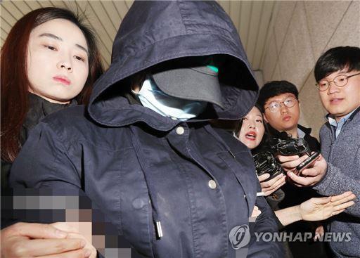 8살 초등생을 살해한 김모양/사진=연합뉴스