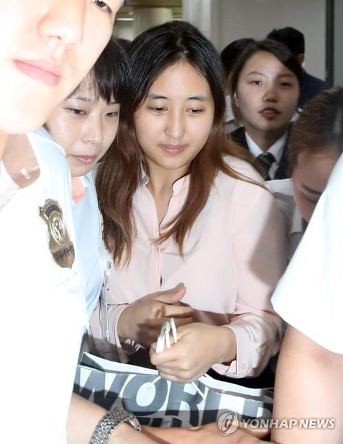 정유라씨 (사진=연합뉴스)