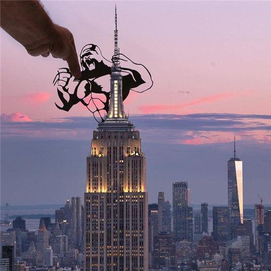 5위 엠파이어스테이트빌딩(미국)