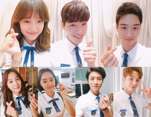 사진=KBS2 '학교 2017'
