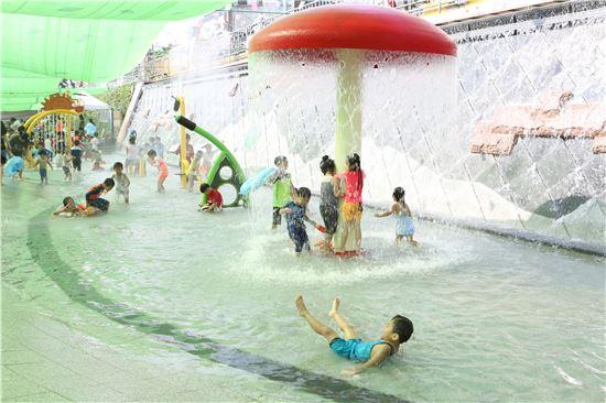 도림천 어린이 물놀이장