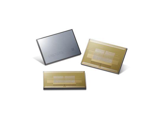 삼성전자 8GB HDM2 D램 반도체 실물