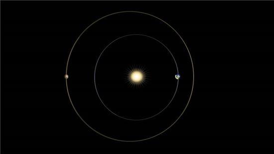 [스페이스]화성으로 통신이 두절되는 시간