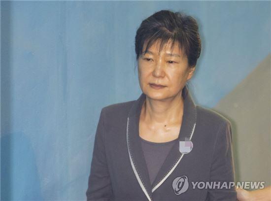 박근혜 전 대통령(사진=연합뉴스)