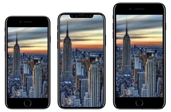 """""""애플, 2017년 출시할 아이폰 'S'자 뗀다"""""""