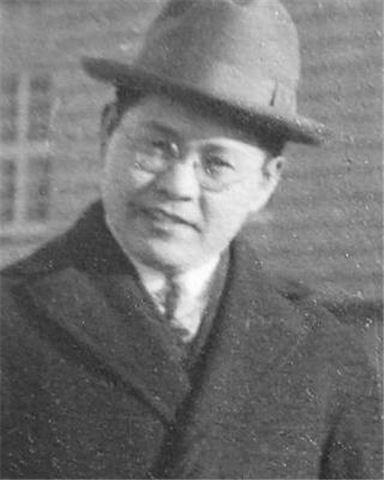 1940년대 일제의 원폭개발 프로젝트를 이끈 것으로 알려진 니시나 요시오(仁科 芳雄) 박사 모습(사진=위키피디아)