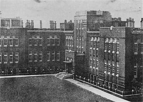 1917년 일본의 각종 군사과학 연구를 담당했던 이화학연구소 모습(사진=위키피디아)