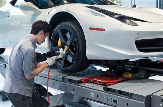 車 2대 중 1대, 타이어 점검 필요…안전관리 소홀 1위 '공기압'