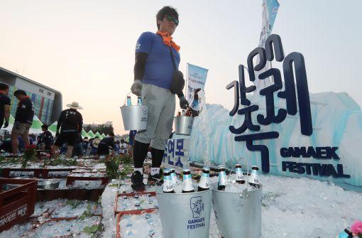 전주 특유의 음주문화 '가맥' [이미지출처=연합뉴스]