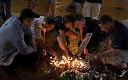 '비상사태' 美버지니아서 헬기추락…폭력시위 3명 사망