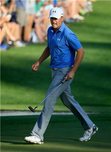 조던 스피스는 지난 14일 끝난 PGA챔피언십 우승에 실패해 '커리어 그랜드슬램'이 무산됐다.