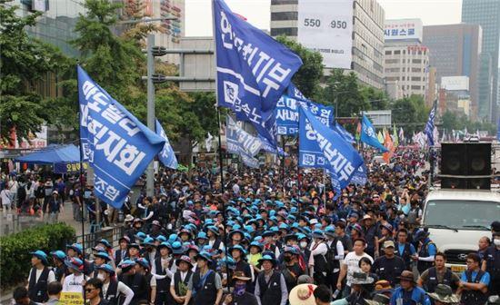 현대차 노조, 추가 파업 결정…다음 주 매일 파업