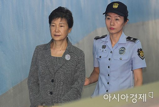 박근혜 풀려날까?…박 전 대통령 비판하면 구속 연장됐는데