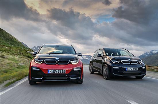 BMW 뉴 i3와 i3s