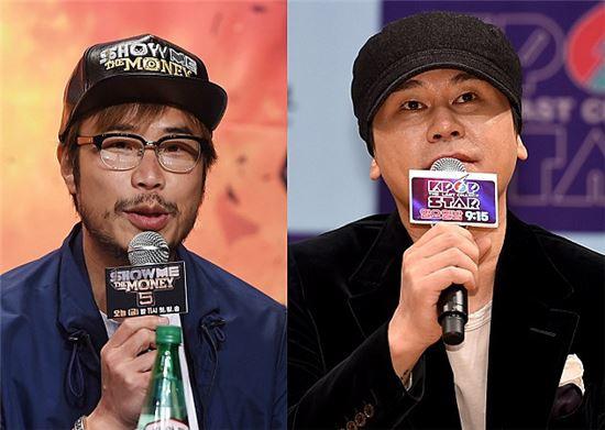 양현석X한동철 JTBC 새 예능 '믹스나인'…10월 말 방영 예정