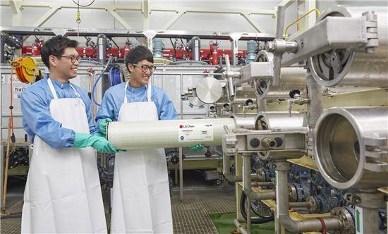 LG화학, 1조원 규모 회사채 발행…사상 최대 규모
