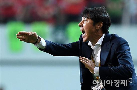 신태용 축구대표팀 감독 [사진=김현민 기자]