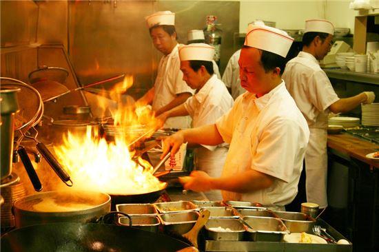 석탄은 중국 당나라 때 이후 활발히 사용된 것으로 추정되며 강한 화력이 필요한 요리에도 많이 사용됐다.(사진=위키피디아)