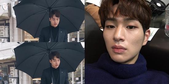 [사진출처=온라인 커뮤니티 게시판]배우 양세종이 온유 닮은 외모로 눈길을 끈다.