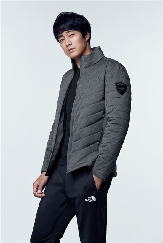 노스페이스, 활동성 강화한 '브이모션 재킷' 출시