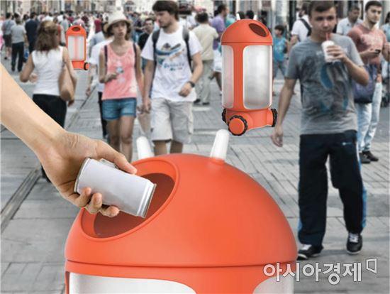 거리로봇청소기