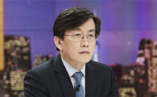 손석희 JTBC 뉴스룸 앵커 / 사진=JTBC 뉴스룸