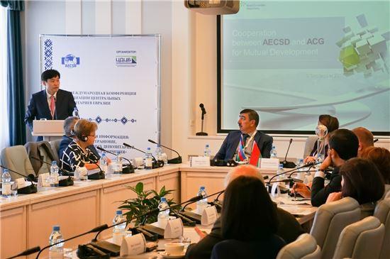 이병래 한국예탁결제원 사장은 지난 8일 벨라루스 민스크에서 열린 제14차 유라시아중앙예탁기관협의회(AECSD14) 연차총회에 참석했다.