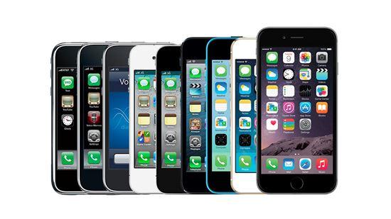 56만원에서 130만원까지…아이폰 가격의 역사