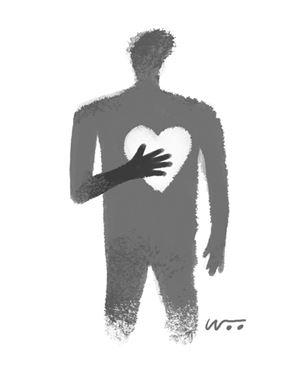 [오후 한 詩]심장/정호승