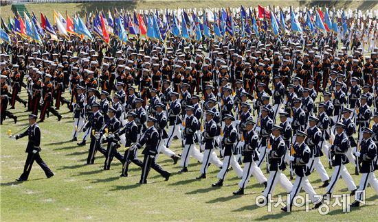 올해 '국군의 날 행사' 창군이래 첫 평택서 개최(종합)